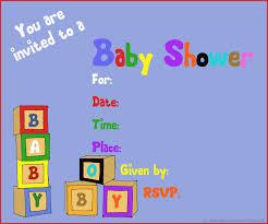 20 Printable Baby Shower Invites