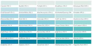 Aquamarine Color Chart Aqua Blue Color Chart Bedowntowndaytona Com