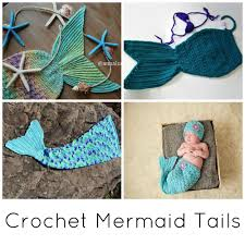 Baby Mermaid Crochet Pattern Cool Design Inspiration