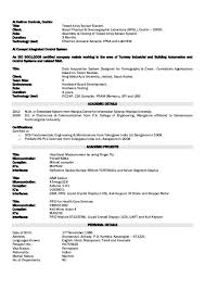 Sample Resume For Ece Engineering Students Best of Sample Resume For Ece Engineering Students Electronics Engineering