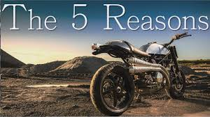 cafe racer 5 reasons to have a cafe racer bike youtube