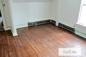 how to whitewash wood floors yourself easy to follow tutorial from view from the fridge