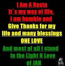 Jah Rastafari Quotes