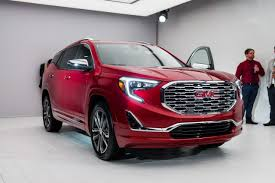 2018 gmc denali terrain. perfect denali 2018 gmc terrain video preview in gmc denali terrain