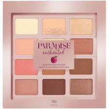 l oréal paris paradise enchanted scented eyeshadow palette foundation