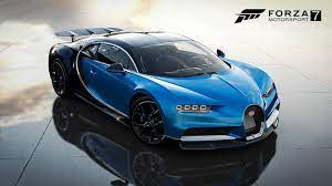 We updated this list to make sure it includes all the cars from all latest car packs. Finally Bugatti Chiron Joins Forza 7 With Dell Gaming Car Pack