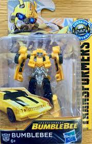 HASBRO E0760 BUMBLEBEE Transformers Energon Igniters Speed Figur Spielzeug  Action- & Spielfiguren