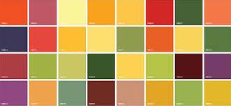 Port Authority Color Chart