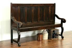antique foyer furniture. Antique Foyer Bench Entry Room Decor Ideas Furniture H