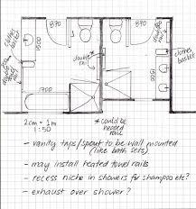 Master Bath Closet Floor Plan Modern Uncategorized Small Bathroom Plans X  Baths As Wells Photo Layout