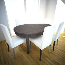 ikea bjursta table round dining table extendable dining table extendable dining table