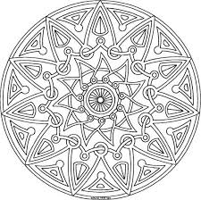 Small Picture 368 best mandalas images on Pinterest Drawings Coloring books