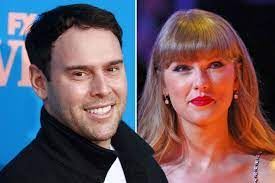 Scooter Braun 'sad' over Taylor Swift's ...