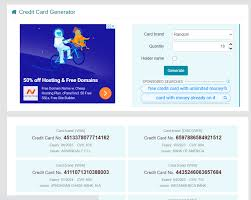 Maybe you would like to learn more about one of these? What Is A Random Credit Card Generator With Cvv Top 5 Online Tools To Generate