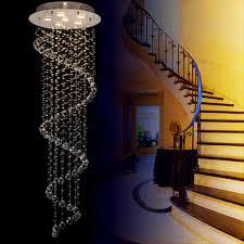 Ella Fashion Led Chic Kronleuchter Tropfenform Kristall Kugel Für Innen Lighting Deckenlampe Hängeleuchte Lampe Für Living Dining Studie
