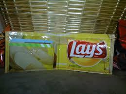 Design Your Own Potato Chip Bag Potato Chip Bag Wallet 10 Steps With Pictures