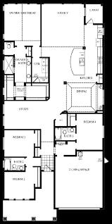 david weekley homes single story living