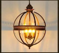 mediterranean lighting. Mediterranean Pendant Light Rural Glass Orb For Coffee Bar Bedroom Lamp Restaurant Decoration In Lights From Lighting A