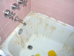 bathtub stains remove yellow bleach stains on a bathtub ideas fiberglass bathtub stain removal yellow bathtub