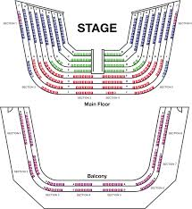 The Rave Milwaukee Seating Chart First Stage