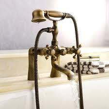 victorian bathtub faucet antique vintage bathtub shower combo faucet wall mounted antique brass vintage bathtub faucet