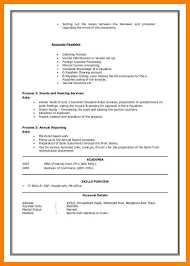 How To Set Up A Resume Stunning Resume Set Up Colbroco