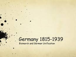 bismarck and german unification aj by histmrj issuu