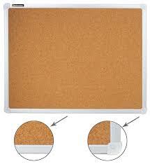 Купить <b>Доска пробковая BRAUBERG 231711</b> (45х60 см ...