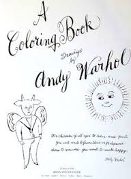 Small Picture Warhol Coloring Book babe Pinterest Warhol Coloring and