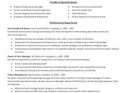 Resume Sample Doc Adorable Fresh Sample Resume For Client Relationship Management Project