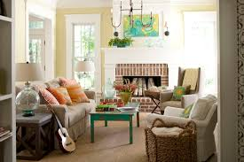 trend design furniture. Home Trend Furniture. Light Cream Sofa With Orange Pillows A White Corner Chair Green Pillow Design Furniture D