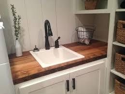 diy wood countertop bathroom justget club