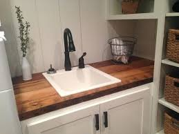 diy wood countertop bathroom justget club