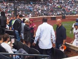 Citi Field Lady Gaga Seating Chart On Location Lady Gaga At Mets Game Social Butterflies