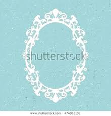 Antique mirror frame Full Length Antique Mirror Frame Vintage Mirror Frames Vintage Oval Mirror Frame Vector Illustration Vintage Mirror Frames For Antique Mirror Frame Navigationmapupdatesinfo Antique Mirror Frame Mirror Framed With Blue And White Flower