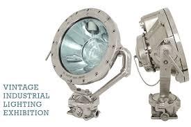 reclaimed industrial lighting. vintage industrial lighting exhibition reclaimed t