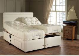 headboard for king size adjustable bed. Interesting King Padded Headboard And Enclosure For Adjustable Bed Latched Together On For King Size O