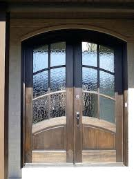 front double doorsFront Doors  Wood Entry Doors With Glass Panels Awesome Wood