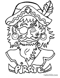 Pirate Parrot Coloring Pages - glum.me