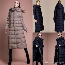 2017 2016 women long down coats with hood warm thicken ftbhzki