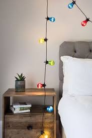 childrens bedroom lighting. 20 Multi Coloured LED Connectable Festoon Lights Childrens Bedroom Lighting