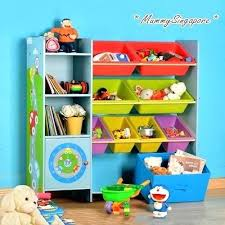 kids toy storage furniture. Kids Storage Shelves Toy Shelf Book Toys Rack  Furniture Cabinet Kid
