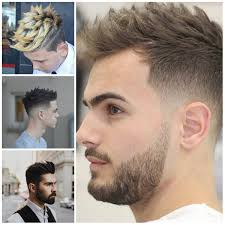 Spiky Hair Style mens latest spiky hairstyles mens hairstyles and haircuts for 2017 1501 by stevesalt.us