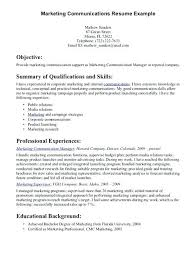 Communication Skills Resume Phrases Gorgeous Resume Good Communication Skills Communication Skills Resume Phrases