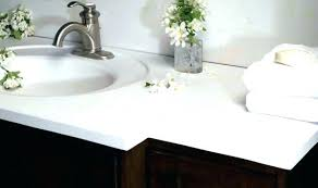 61 Vanity Top Single Bowl Tops With Sink  Bathroom  Sink Bowls On Top Of Vanity L91