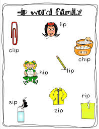 Reading For Kindergarten A Comprehension Family Worksheets ...