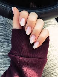 Almond Shaped Acrylic Nails Tutorial For Spring Nehty Unghie