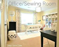 Craft office ideas Storage Office Craft Room Ideas Honey Were Home Office Turned Sewing Room Home Office Craft Room Organizing Office Craft Room Ideas Preptodayforsurvivalinfo Office Craft Room Ideas Beautiful Home Office Craft Room Inspiration