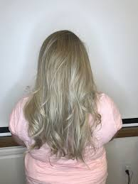 Highlights Balayage Color Hair Blonde Lowlights