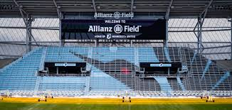Allianz Field Seating Chart Standing Only By Design Wonderwall Holds 2 900 Ardent